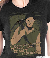 Daryl Dixon The Walking Dead T-Shirt