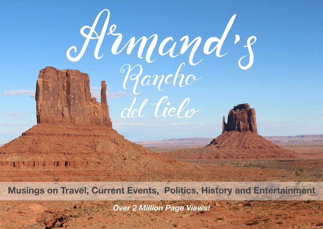 Armand's Rancho Del Cielo