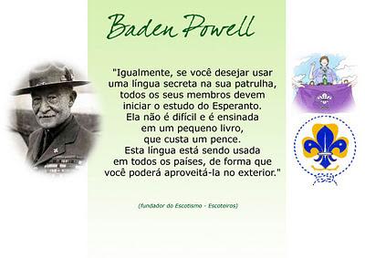 Baden e o Esperanto