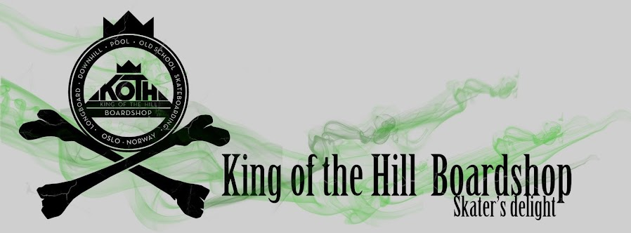 King of the Hill Boardshop
