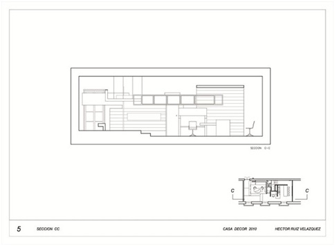 54m2 Home Plan. Small but spacious house. Unlimited Space Ceramic House