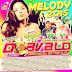 CD O CAVALO DO MARAJO MELODY 2015 VOL 08 - DJ DANIEL CARDOSO