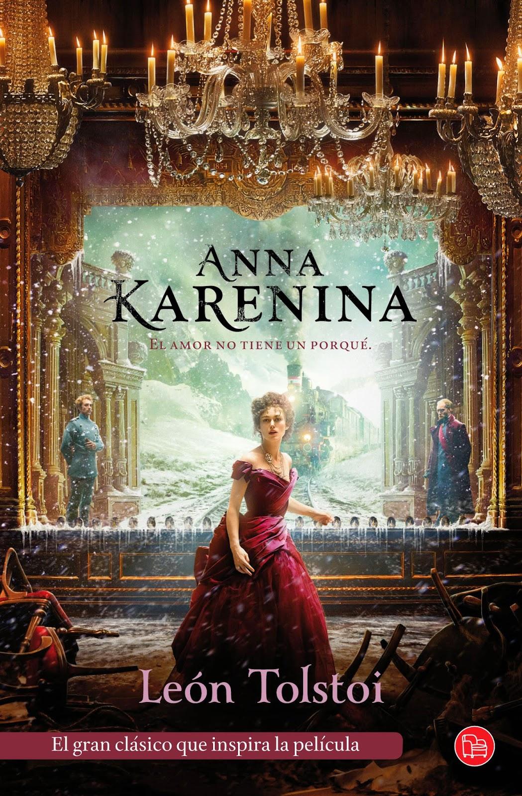 "Anna Karenina"" - L. Tolstoï"
