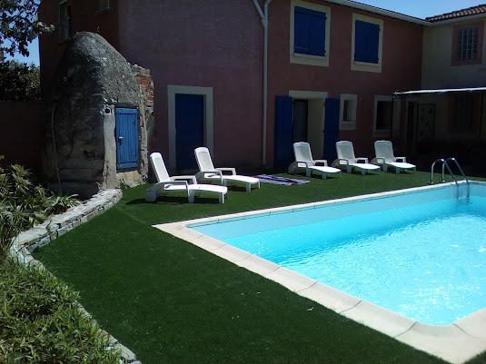 Villa olivier - Piscine