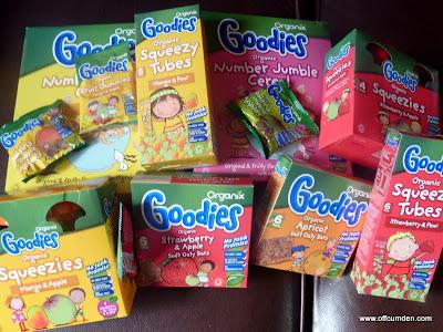 Organix Goodies Review