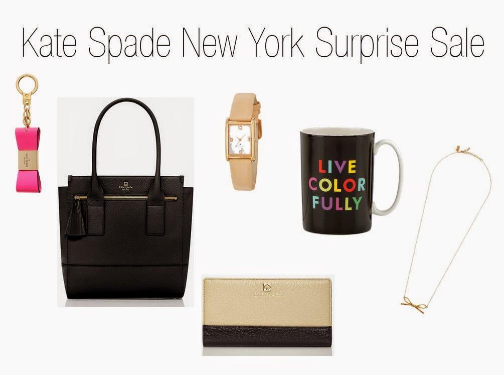 Kate Spade Surprise Sale - Hightailing in High Heels