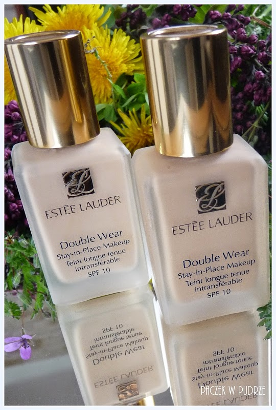 Estee Lauder, podkład Double Wear