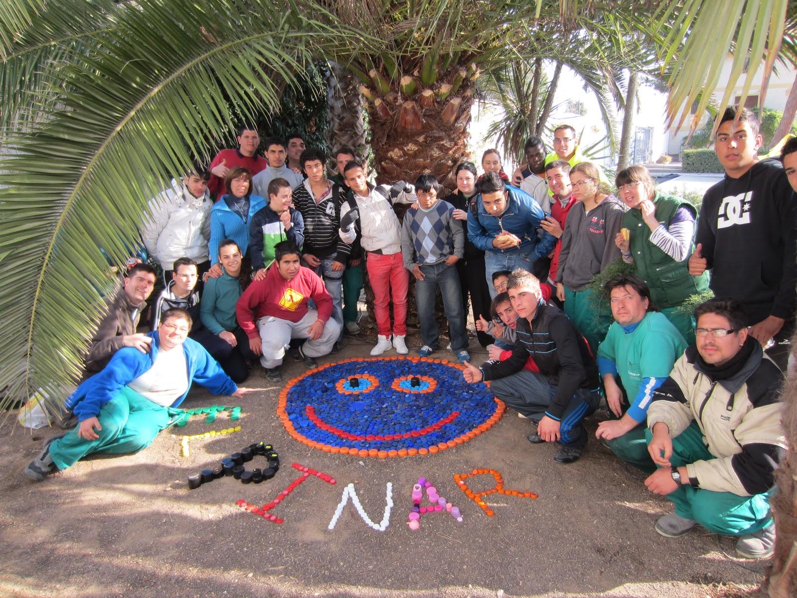 Escuela municipal de jardiner a el pinar marzo 2012 for Escuela de jardineria