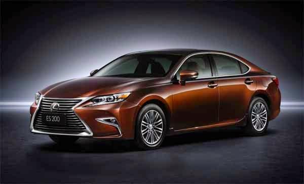 2016 Lexus ES Luxury Sport Sdn
