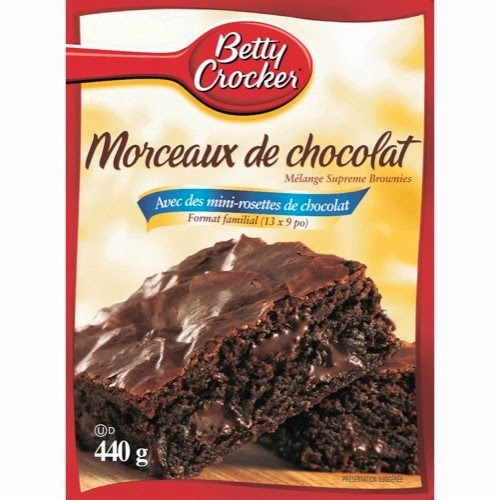 Copycat Brownies Betty Crocker
