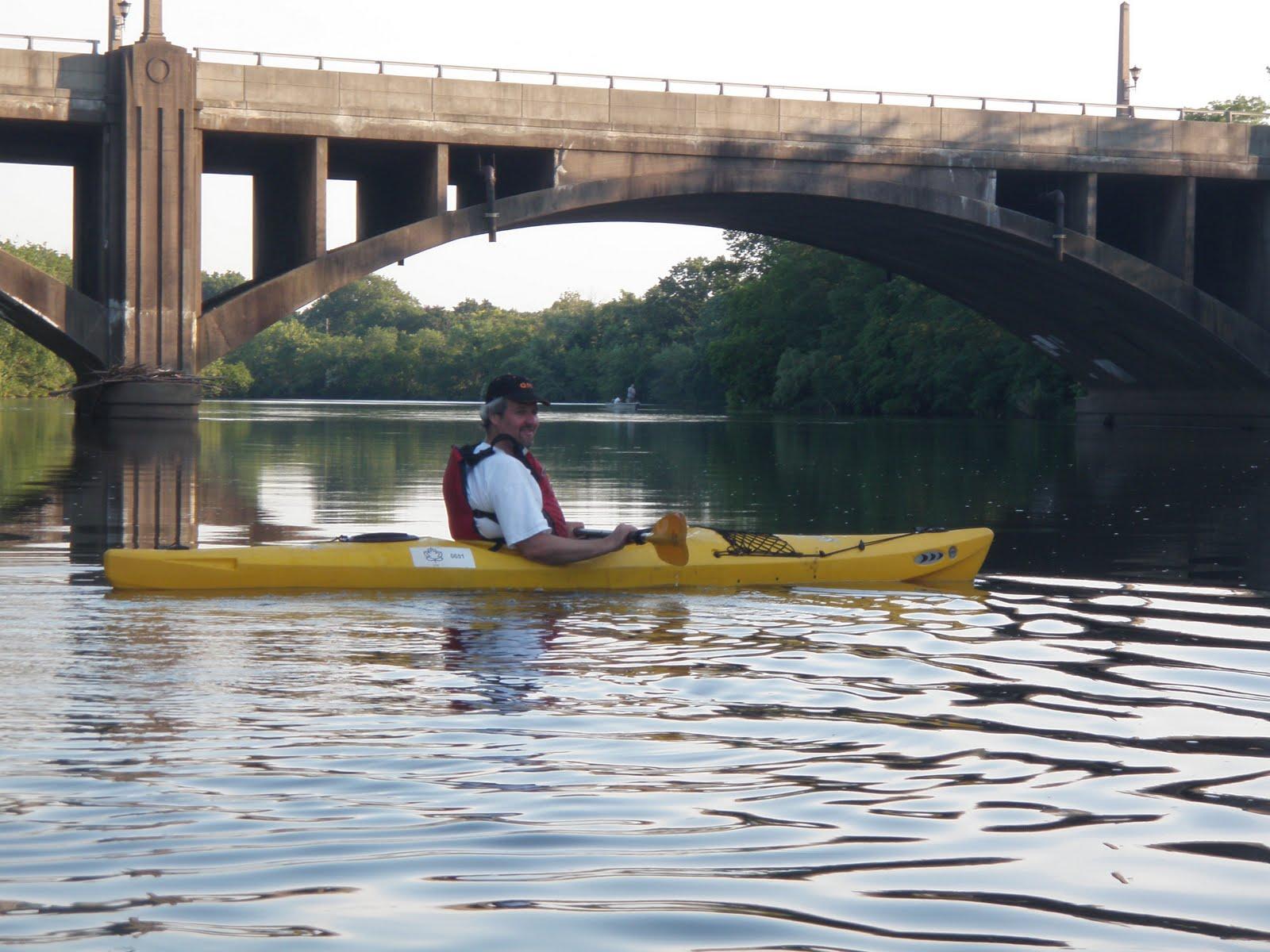 John 39 s kayak great falls paddle for Passaic river fishing