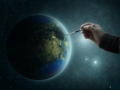 Como você teriam criado o mundo?