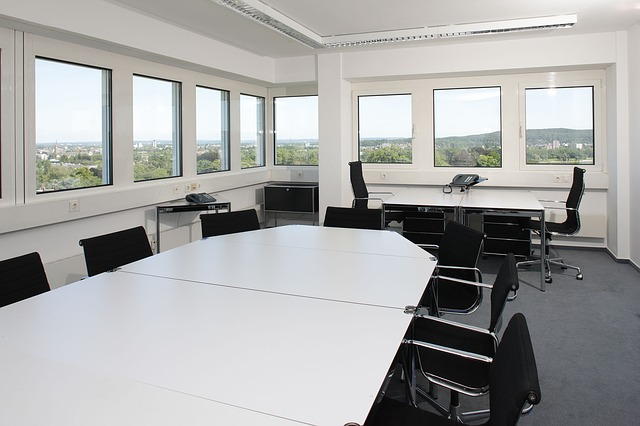 Ruang Rapat Modern Minimalis