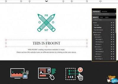 Alat Membuat Desain Web Responsive Untuk Developer