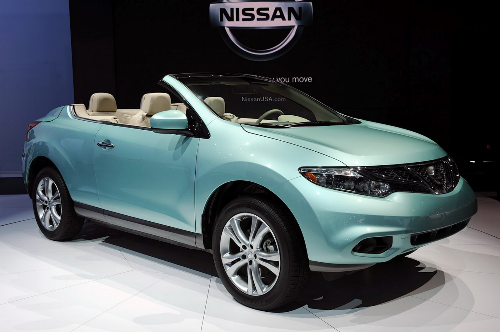 car technology wallpaper nissan murano crosscabriolet. Black Bedroom Furniture Sets. Home Design Ideas