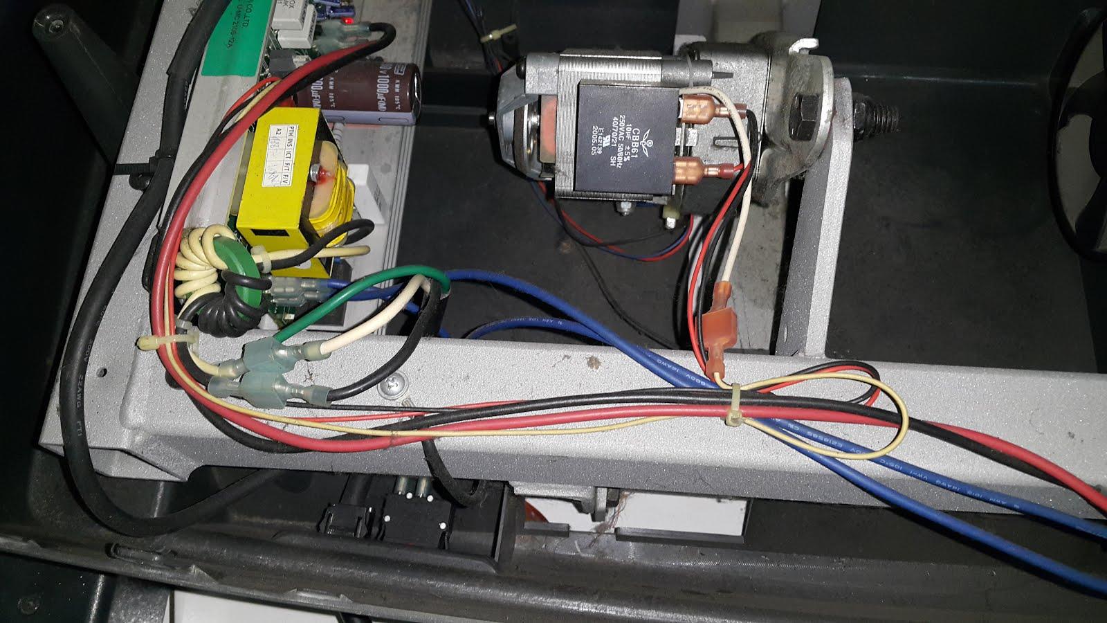 Electronics Repair Center Treadmill Incline Motor