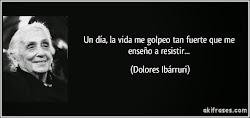 Ay Dolores!