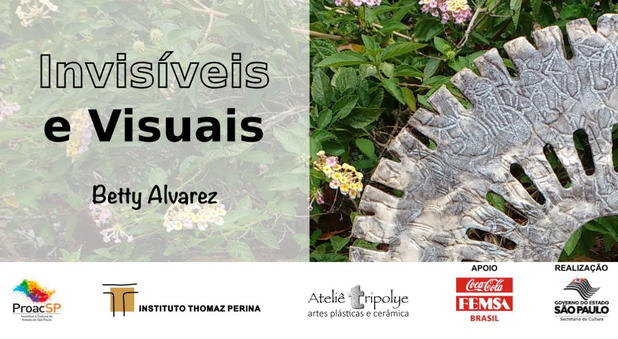 Última semana da exposição Invisíveis e Visuais!