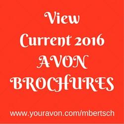 Avon Brochure January 2016