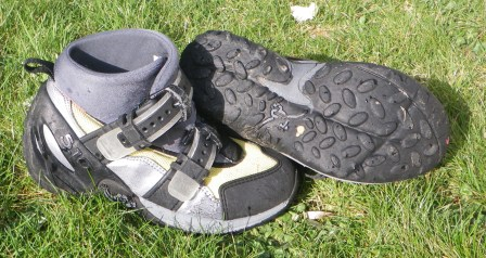 Celtic Quest Coasteering Review 5 10 Canyoneer 2 Boots