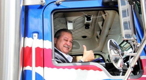 Trak Mack termahal di dunia milik Sultan Johor