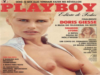 Doris Giesse - Playboy 1990