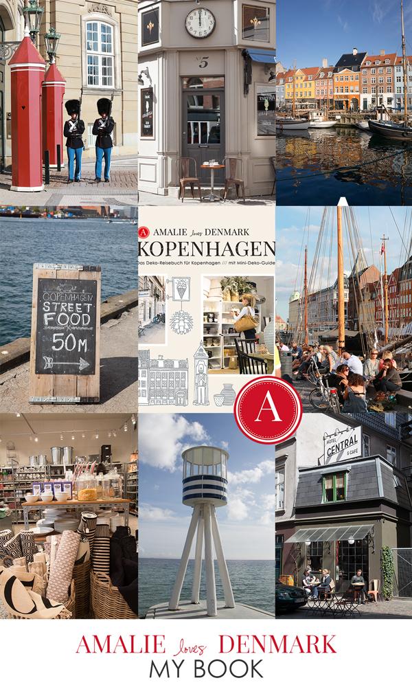 Amalie loves Denmark - Mein Kopenhagen Buch 2014