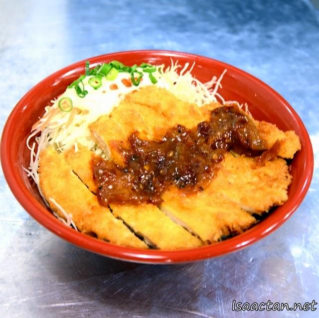 #16 Katsu Bowl - RM9