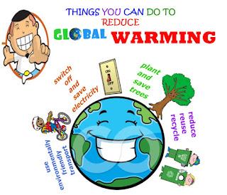 Poster Global Warming Lucu Dalam Bahasa Inggris