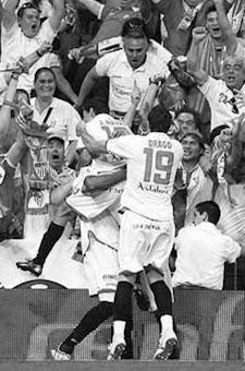"Objetivo: ""el gol"""