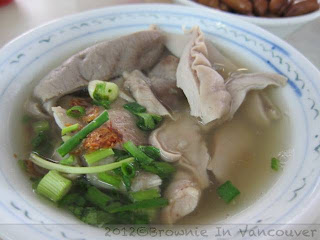 Pig Stomach Soup Outram Park Ya Hua  Rou Gu Char