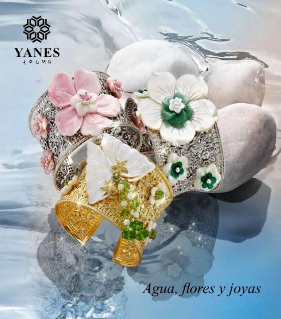 yanes young, joyas, plata, oro, piedras preciosas, lacaprichossa