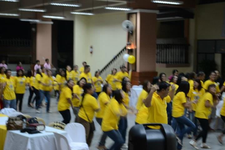 Unsullied perspective a grand reunion with a worthy cause for Sideboard zumba