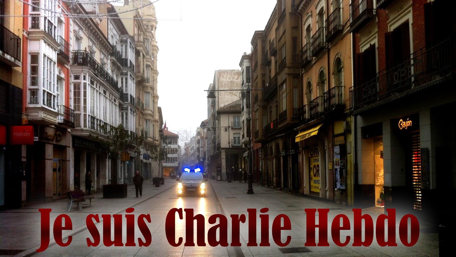 Je suis Charlie Hebdo, 2015 Abbé Nozal