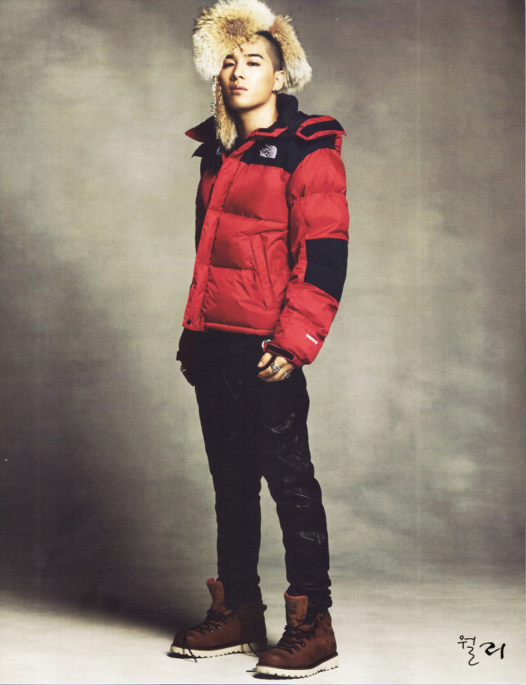 Taeyang  Photos Taeyang-North-Face-Singles-Magazine_008