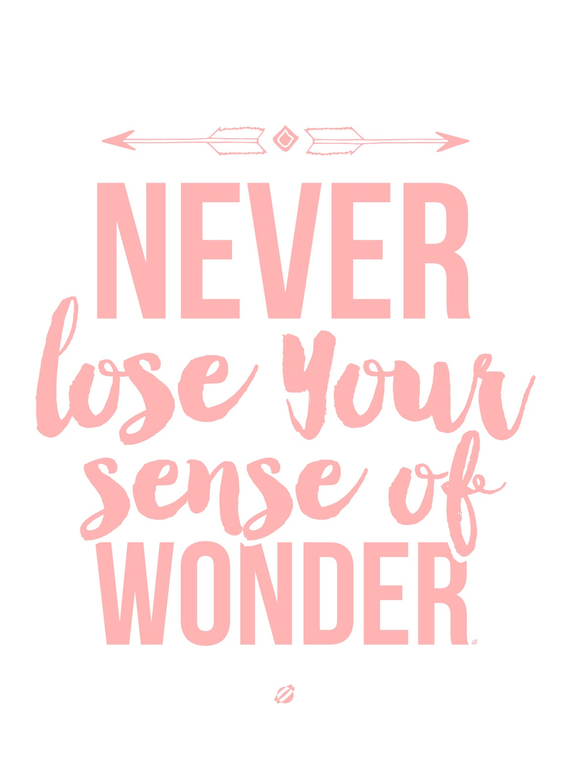 Never lose your sense of wonder by lostbumblebee