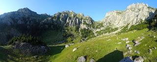 Valea Gaura - Bucegi Mountains