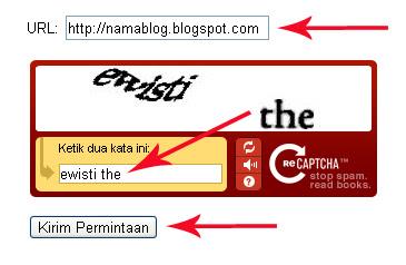 Cara daftarkan blog ke Google Search Engine dengan mudah