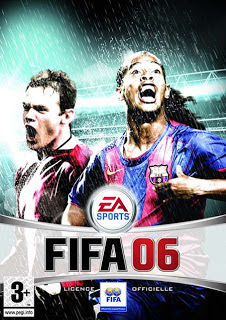 EA Sports FIFA 2006 Game Free Download Full Version For PC