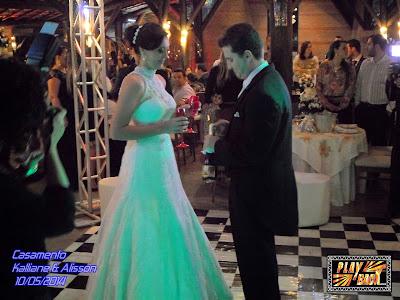 Casamento Kalliane e Alisson