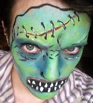 Halloween, Muertos Vivientes, Maquillaje