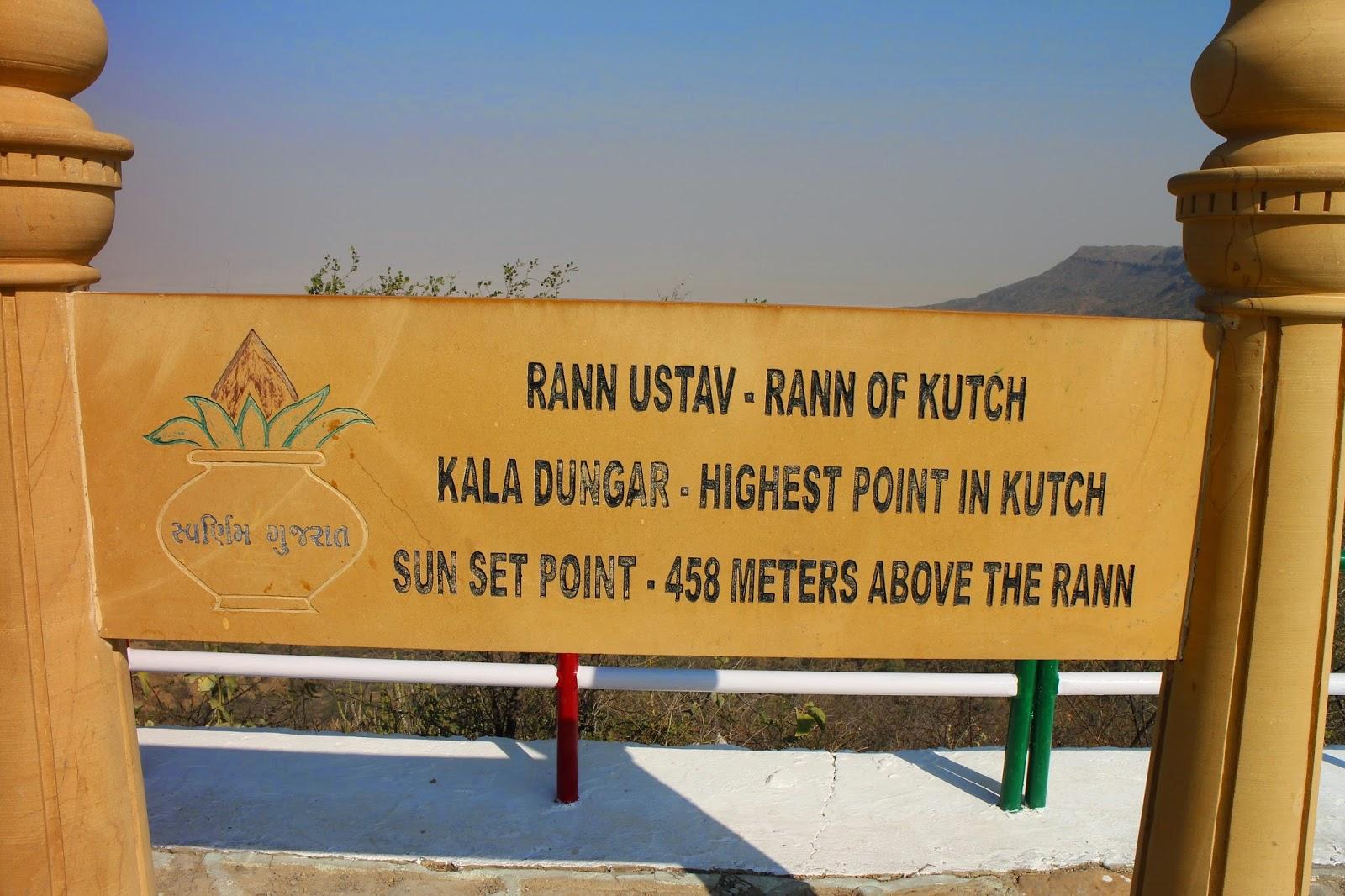 Kala Dungar, Rann of Kutch, Kutch, Kalo Dungar, Kala Dungar