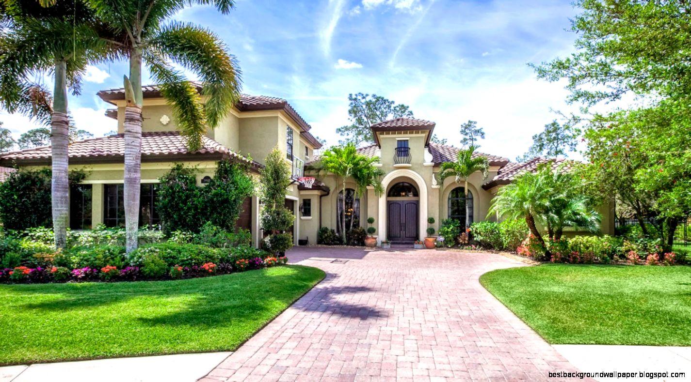 New homes naples bonita springs wallpaper best for Wallpaper luxury home