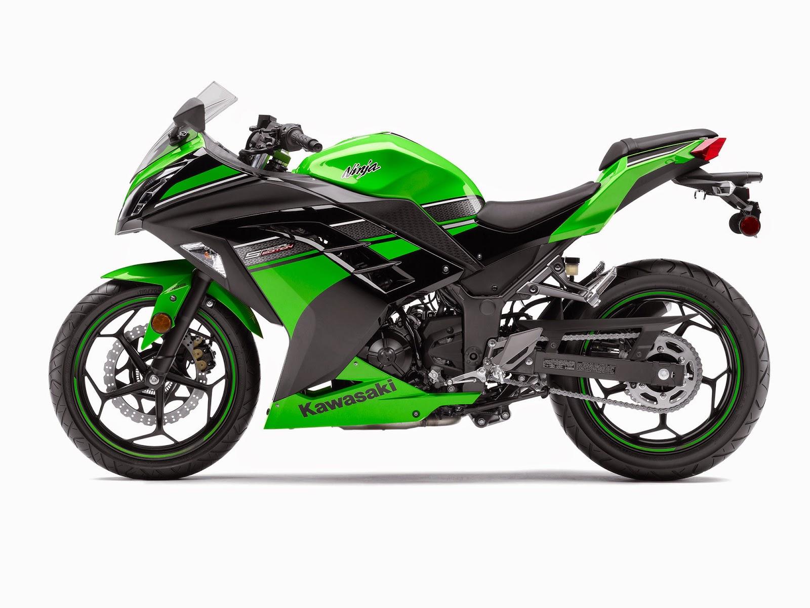 Galeria de fotos: Novas Kawasaki Ninja 650 e Z650 são