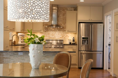 Materials On The Island And Backsplash And The Muted Countertop