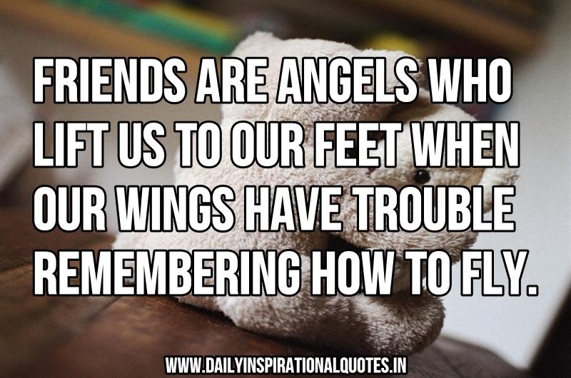 Motivational Quotes For Friends With Images : Friendship quotes from saints quotesgram