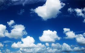 """""""Para vermos o azul, olhamos para o céu. .."""