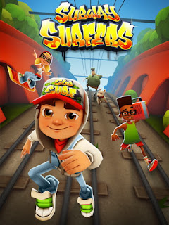Subway Surfer,2013 Subway Surfers 2013.