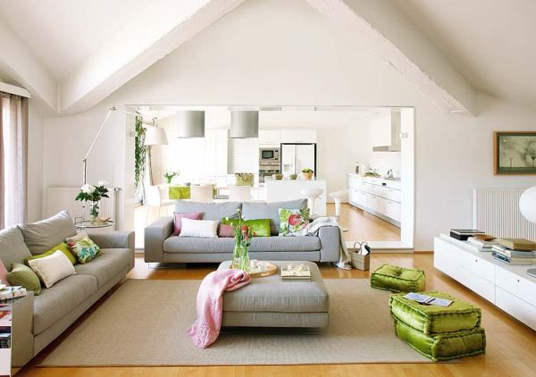 Home Design Full of Color and Inspiring