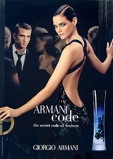 Armani Code de Armani